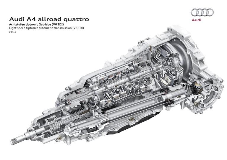 2018 Audi A4 allroad quattro 2.0 TFSI quattro 480475