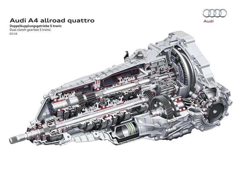 2018 Audi A4 allroad quattro 2.0 TFSI quattro 480476