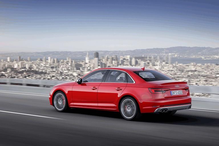 2018 Audi S4 3.0 TFSI quattro tiptronic 480500