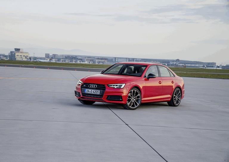 2018 Audi S4 3.0 TFSI quattro tiptronic 480509