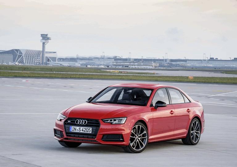 2018 Audi S4 3.0 TFSI quattro tiptronic 480513