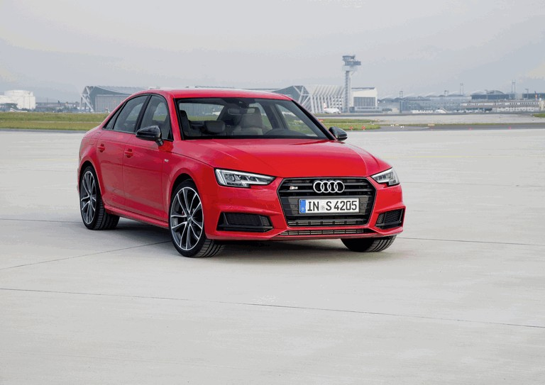 2018 Audi S4 3.0 TFSI quattro tiptronic 480514