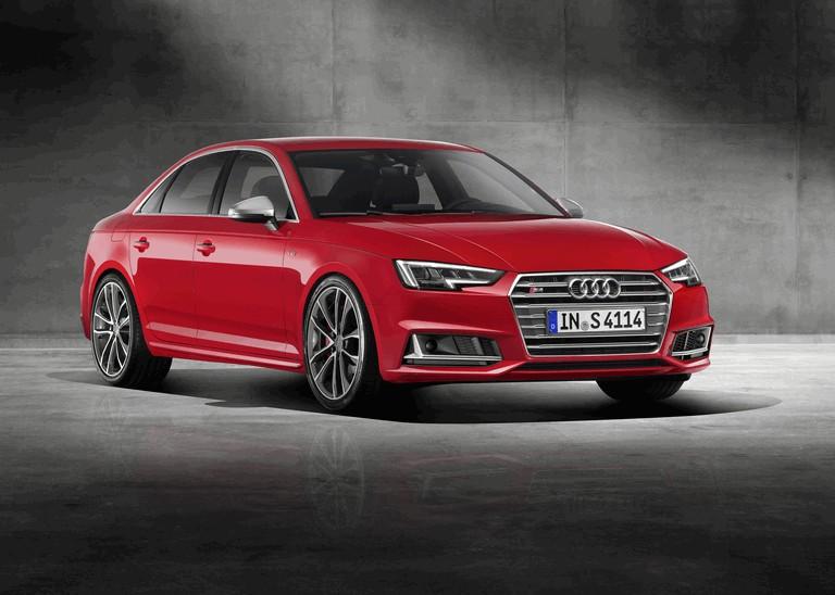 2018 Audi S4 3.0 TFSI quattro tiptronic 480516