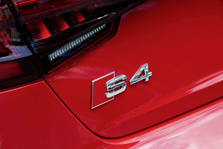 2018 Audi S4 3.0 TFSI quattro tiptronic 480527