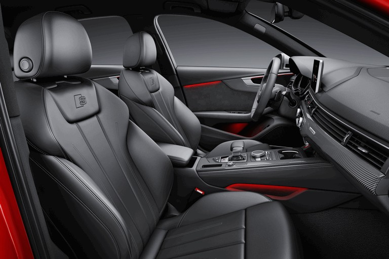 2018 Audi S4 3.0 TFSI quattro tiptronic 480530