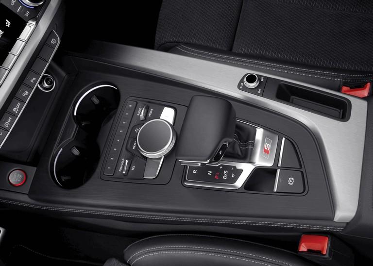 2018 Audi S4 3.0 TFSI quattro tiptronic 480536