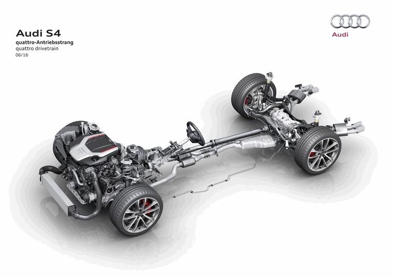2018 Audi S4 3.0 TFSI quattro tiptronic 480538