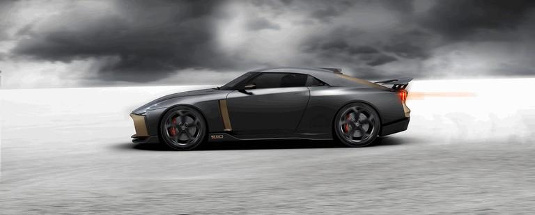 2018 Nissan GT-R50 by Italdesign 480628