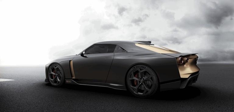2018 Nissan GT-R50 by Italdesign 480632