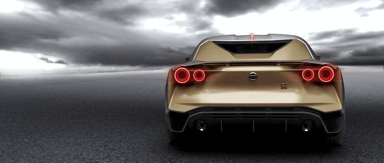 2018 Nissan GT-R50 by Italdesign 480633