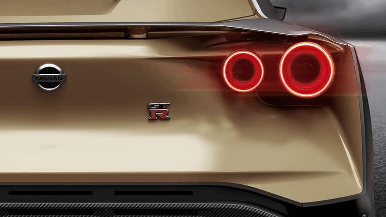 2018 Nissan GT-R50 by Italdesign 480634