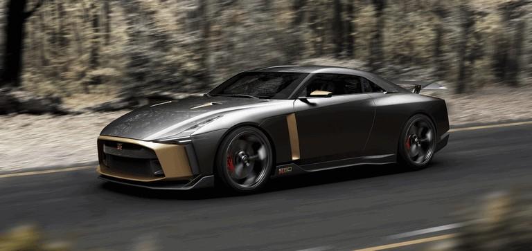 2018 Nissan GT-R50 by Italdesign 480636