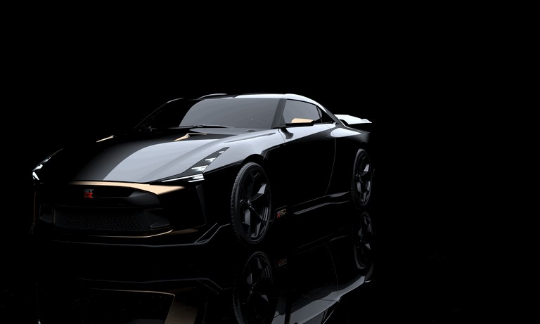 2018 Nissan GT-R50 by Italdesign 480639