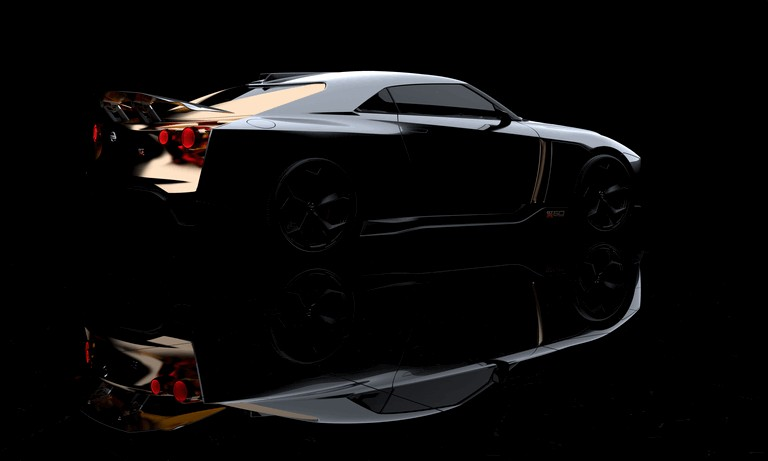 2018 Nissan GT-R50 by Italdesign 480642