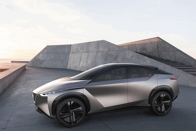 2018 Nissan IMx KURO concept 480655