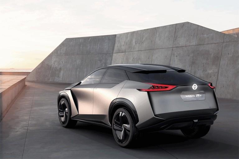 2018 Nissan IMx KURO concept 480656