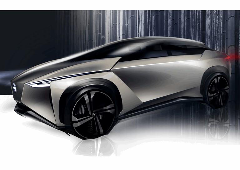 2018 Nissan IMx KURO concept 480660