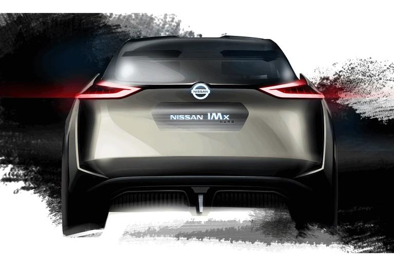 2018 Nissan IMx KURO concept 480664