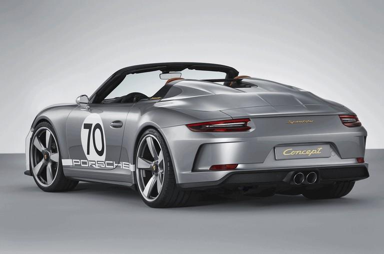 2018 Porsche 911 ( 991 type II ) Speedster concept 481406