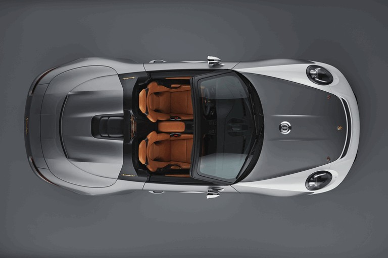 2018 Porsche 911 ( 991 type II ) Speedster concept 481409