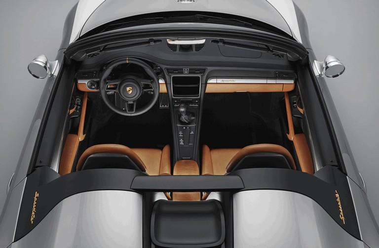2018 Porsche 911 ( 991 type II ) Speedster concept 481414