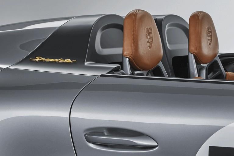 2018 Porsche 911 ( 991 type II ) Speedster concept 481415
