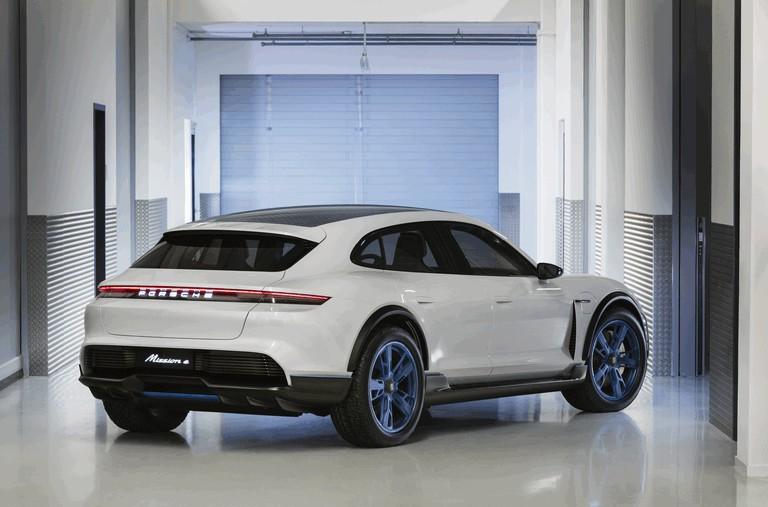 2018 Porsche Mission E Cross Turismo concept 481420