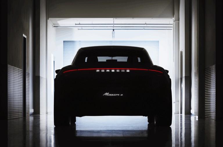 2018 Porsche Mission E Cross Turismo concept 481421