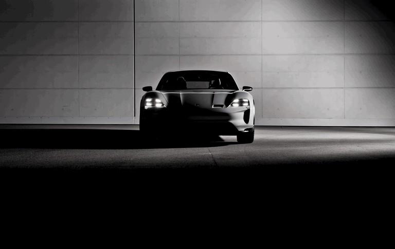 2018 Porsche Mission E Cross Turismo concept 481422