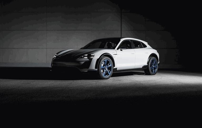 2018 Porsche Mission E Cross Turismo concept 481424