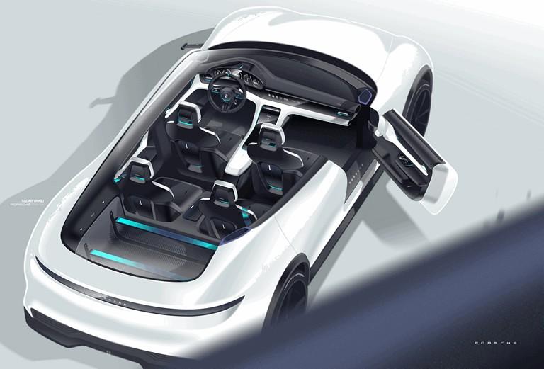 2018 Porsche Mission E Cross Turismo concept 481431