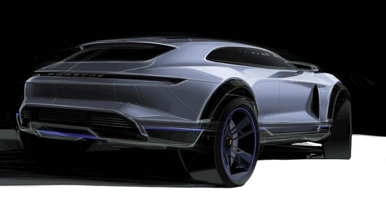 2018 Porsche Mission E Cross Turismo concept 481439