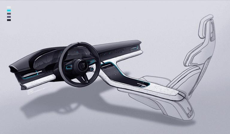 2018 Porsche Mission E Cross Turismo concept 481444