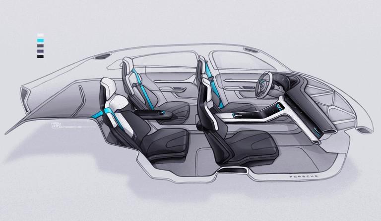 2018 Porsche Mission E Cross Turismo concept 481446