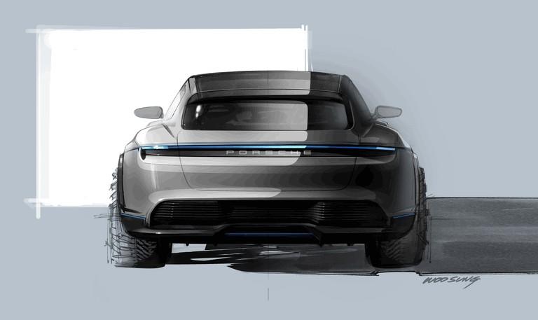 2018 Porsche Mission E Cross Turismo concept 481449