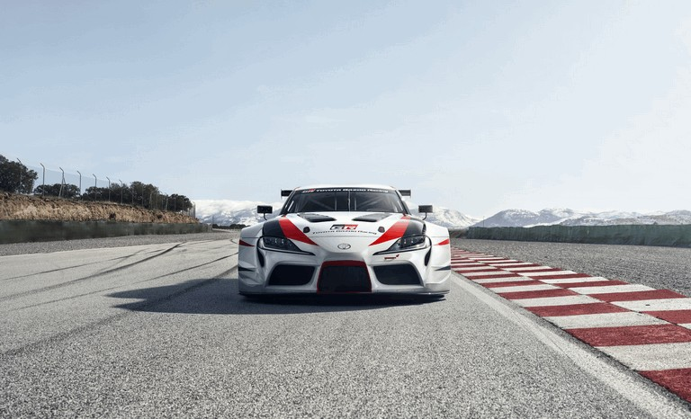 2018 Toyota GR Supra racing concept 481565