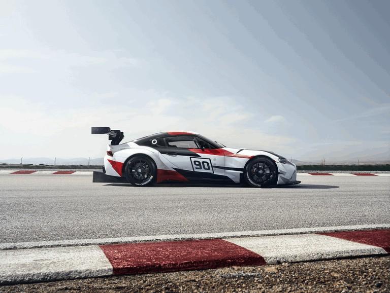 2018 Toyota GR Supra racing concept 481568