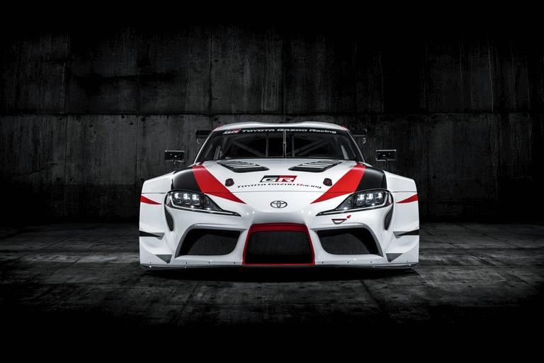 2018 Toyota GR Supra racing concept 481572