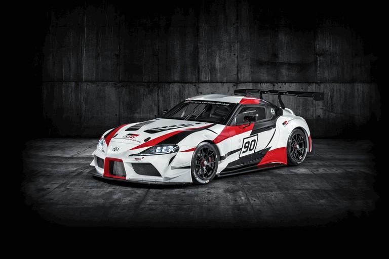 2018 Toyota GR Supra racing concept 481574
