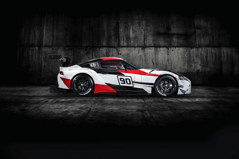 2018 Toyota GR Supra racing concept 481575