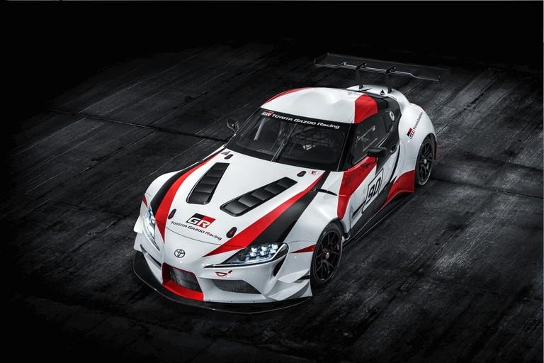 2018 Toyota GR Supra racing concept 481578