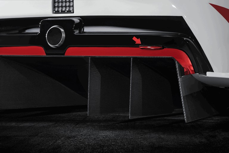 2018 Toyota GR Supra racing concept 481582