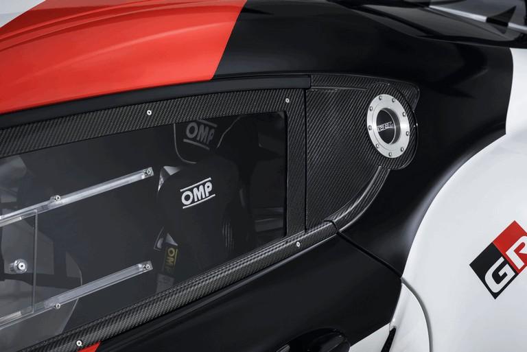 2018 Toyota GR Supra racing concept 481584