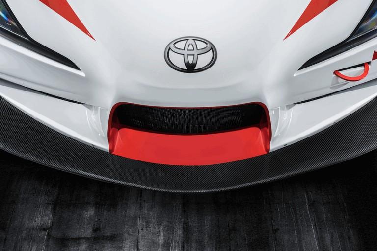 2018 Toyota GR Supra racing concept 481586