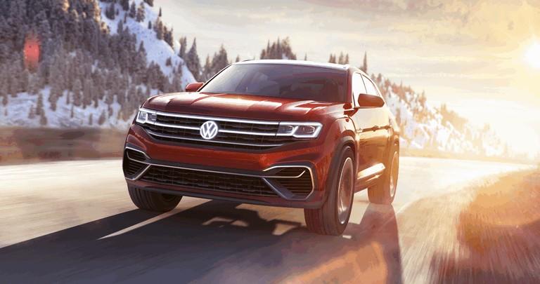 2018 Volkswagen Atlas Cross Sport concept 481625