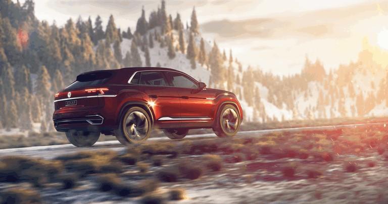 2018 Volkswagen Atlas Cross Sport concept 481627
