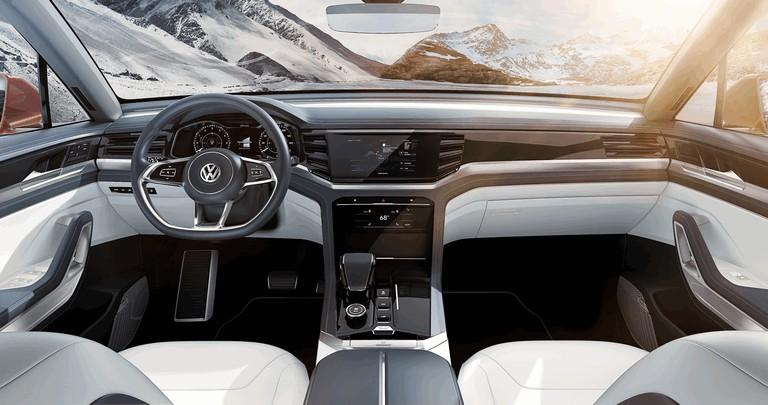 2018 Volkswagen Atlas Cross Sport concept 481629
