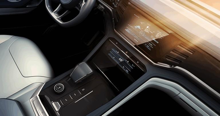 2018 Volkswagen Atlas Cross Sport concept 481630