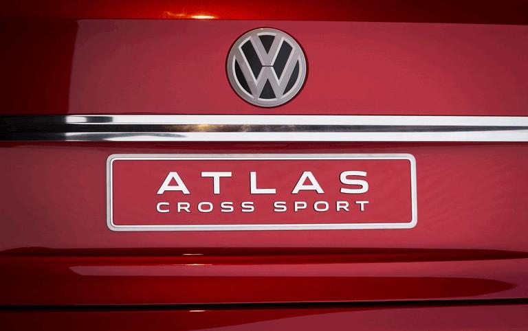 2018 Volkswagen Atlas Cross Sport concept 481631