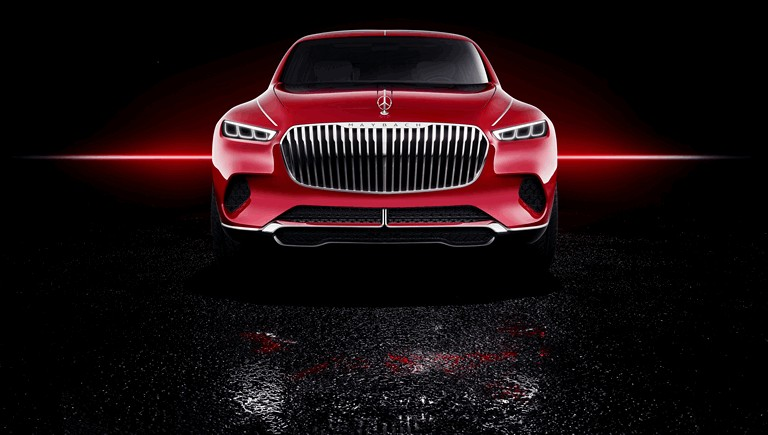 2018 Mercedes-Maybach Ultimate Luxury Vision 481660